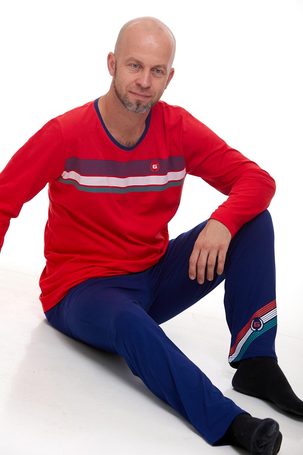 Pyžamo pro muže 1P0961