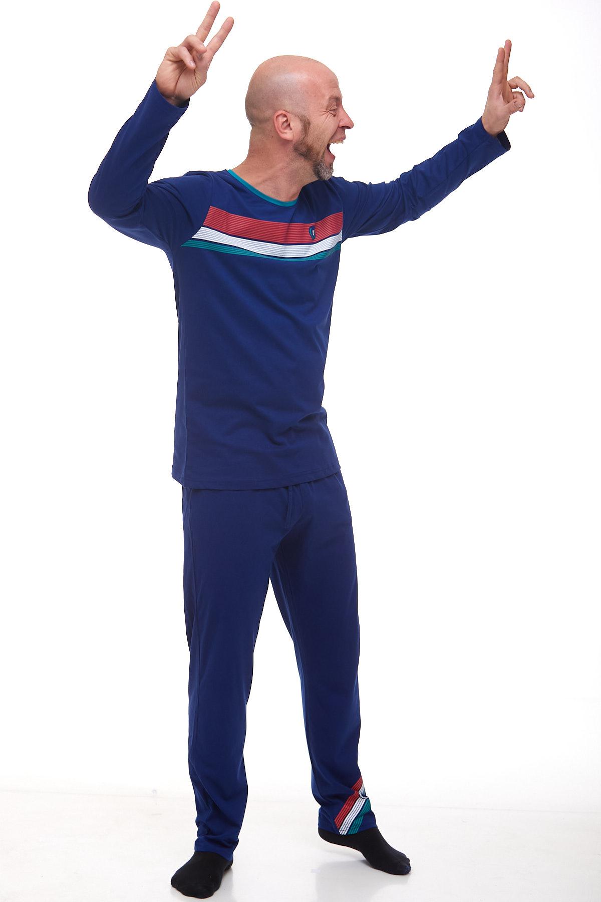 Pyžamo pro muže 1P0960