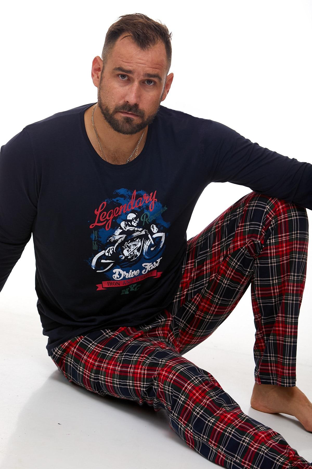 Pyžamo pro muže 1P0955