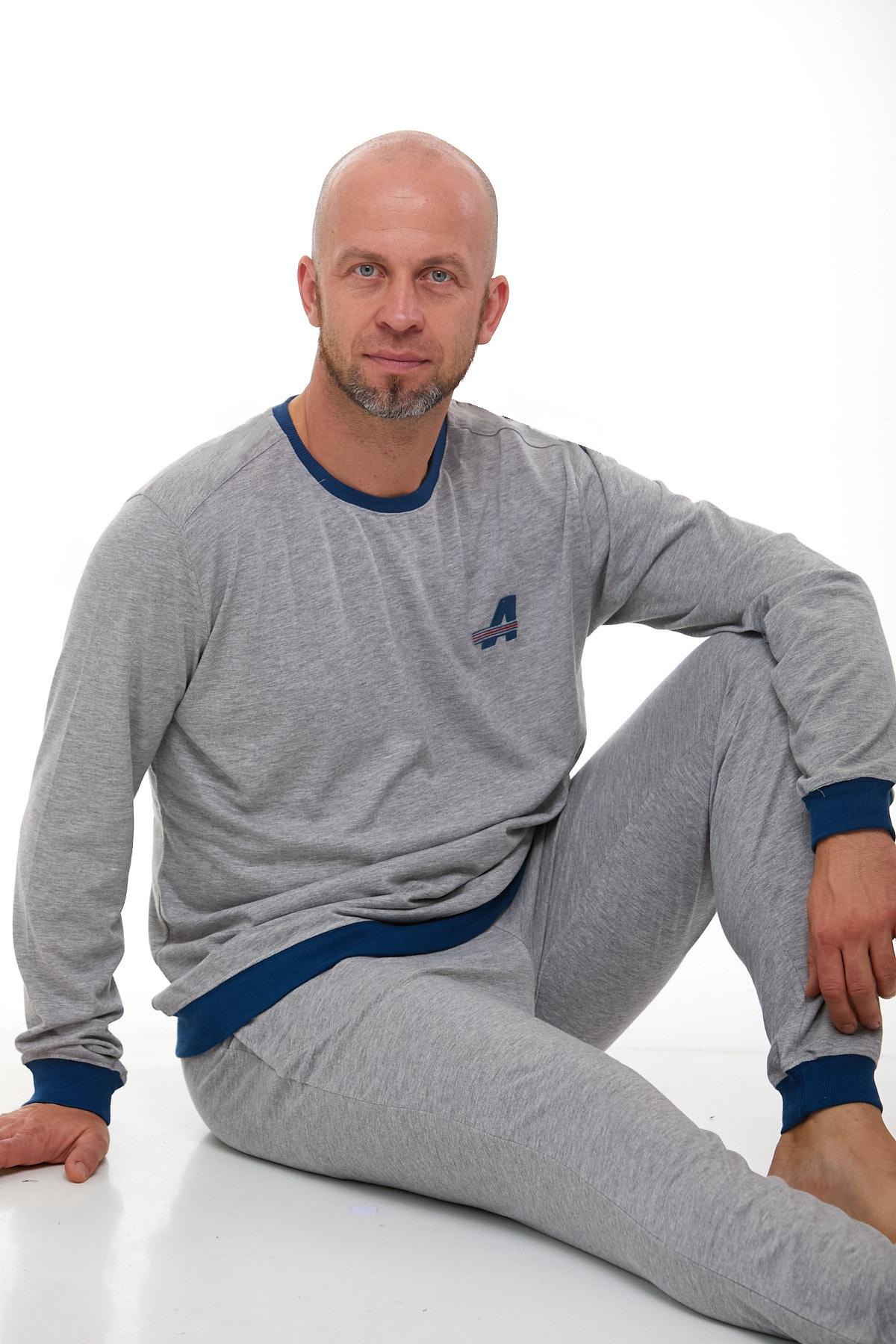 Pyžamo pro muže sportovní 1P1005