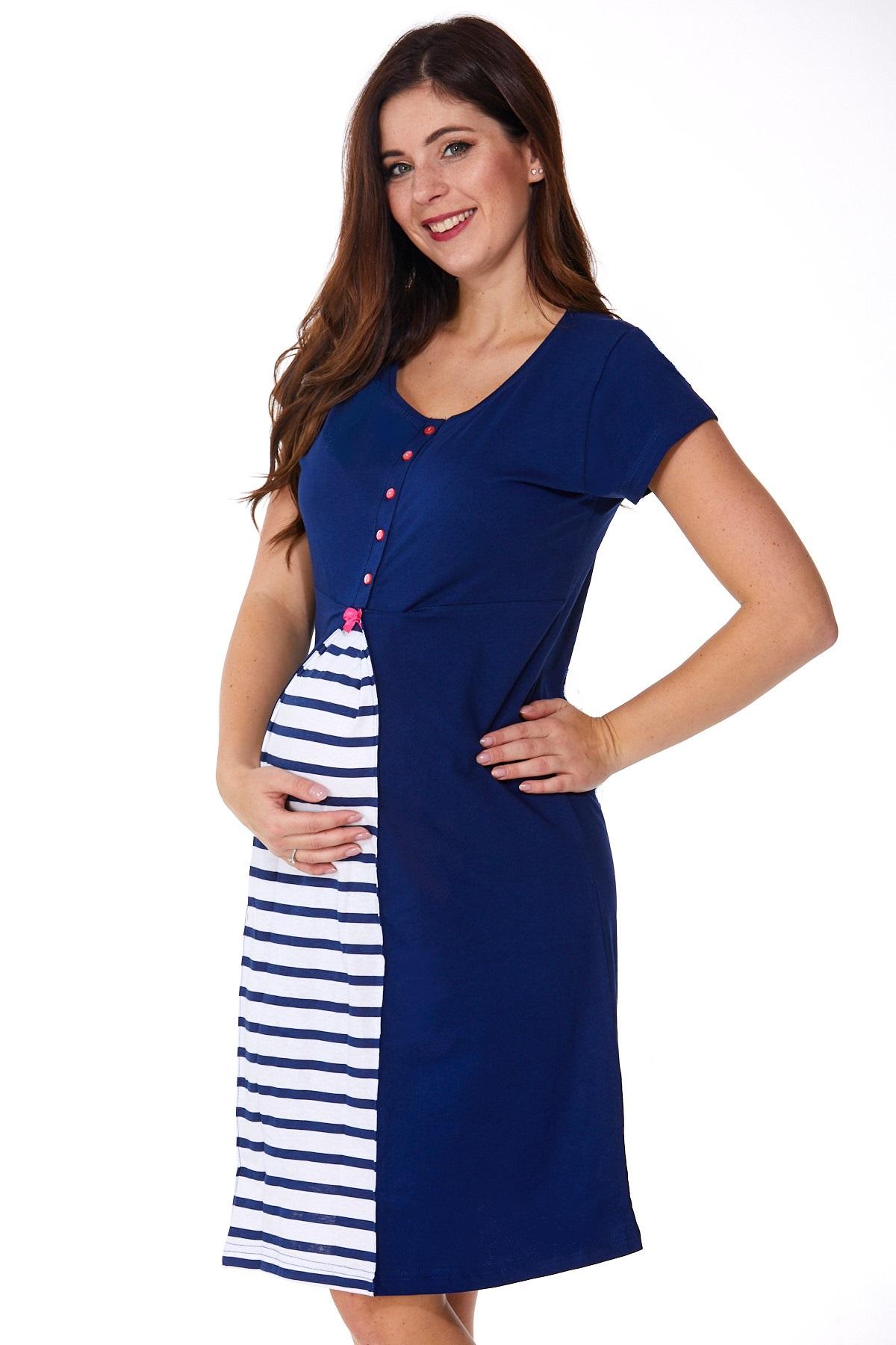 Košilka kojící do porodnice 1C2298