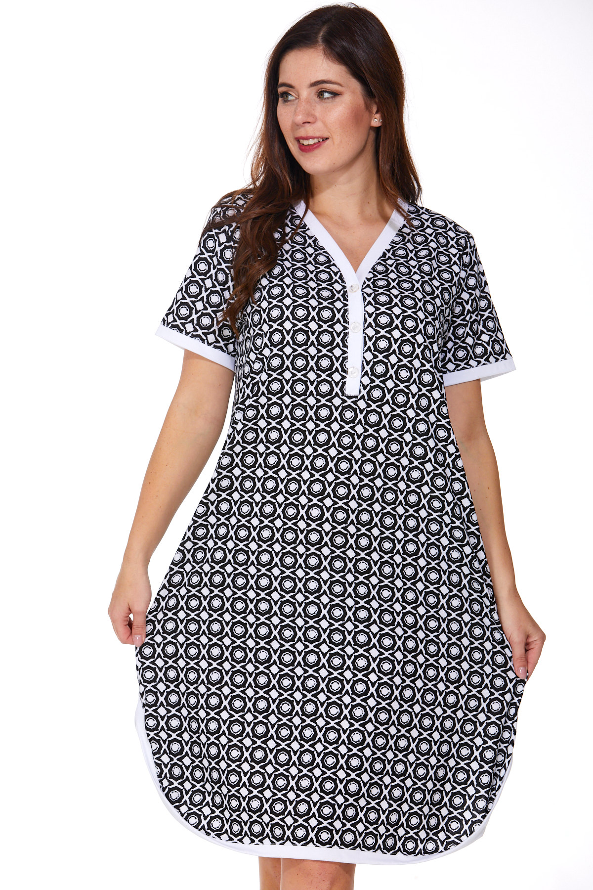 Noční košilka pro ženy 1C2247