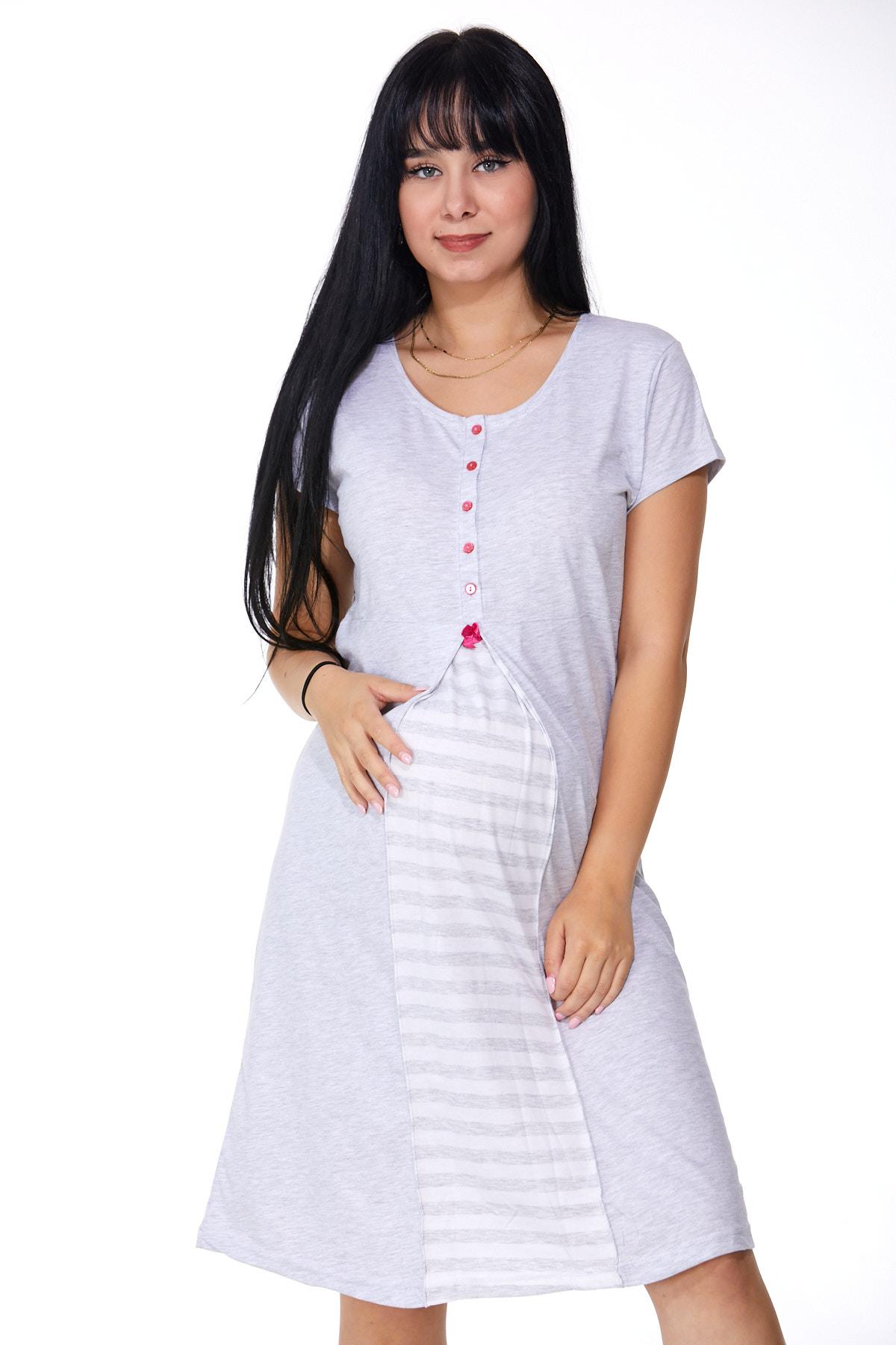 Košilka kojící do porodnice 1C2299