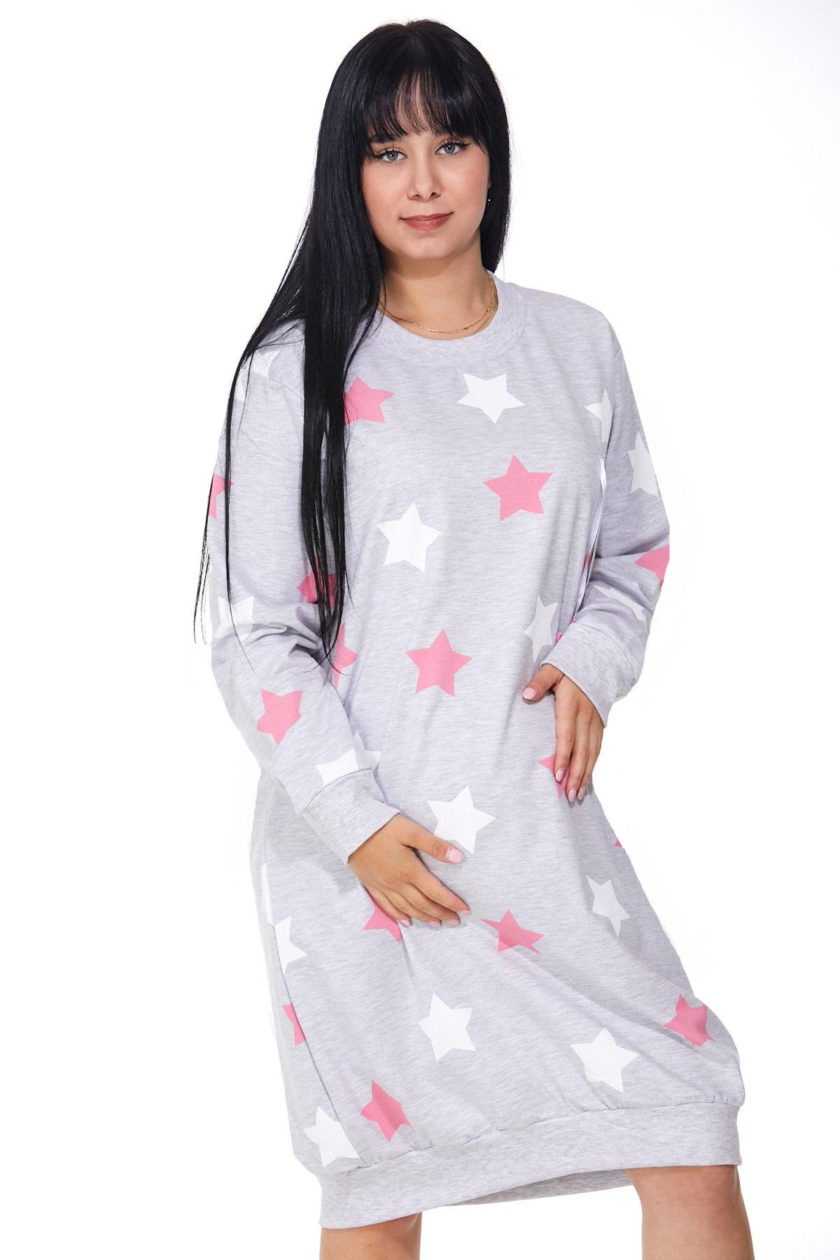 Košilka pro těhotné zateplená 1C2239
