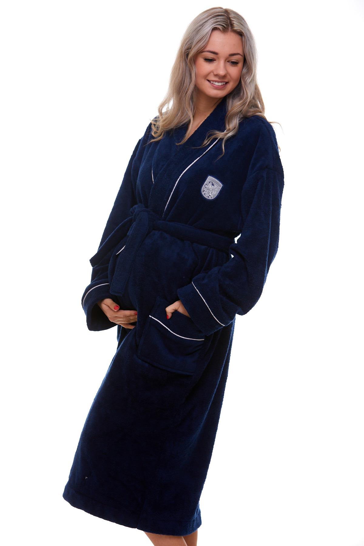 Těhotenský župan do porodnice 1W0452