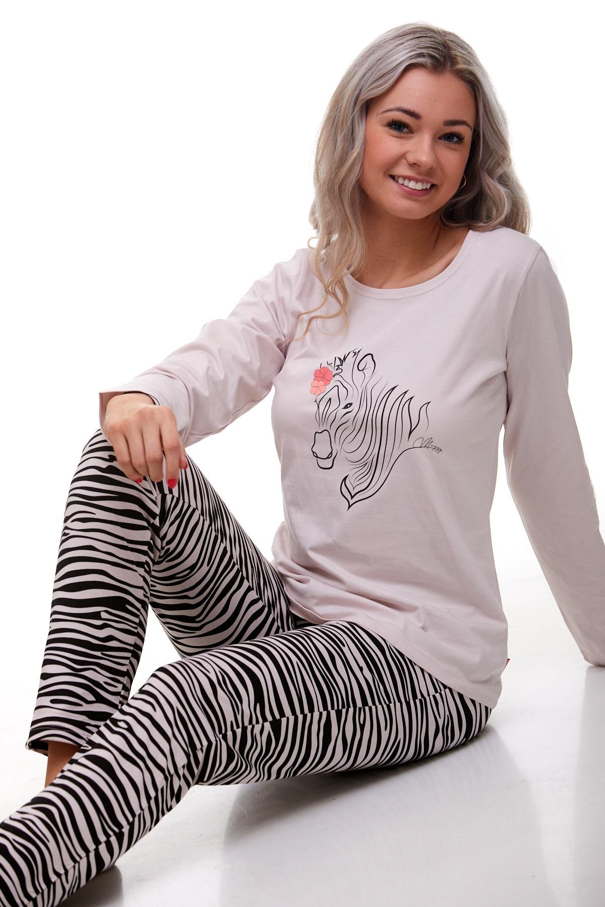 Dámské pyžamo comfort beautiful 1B1021