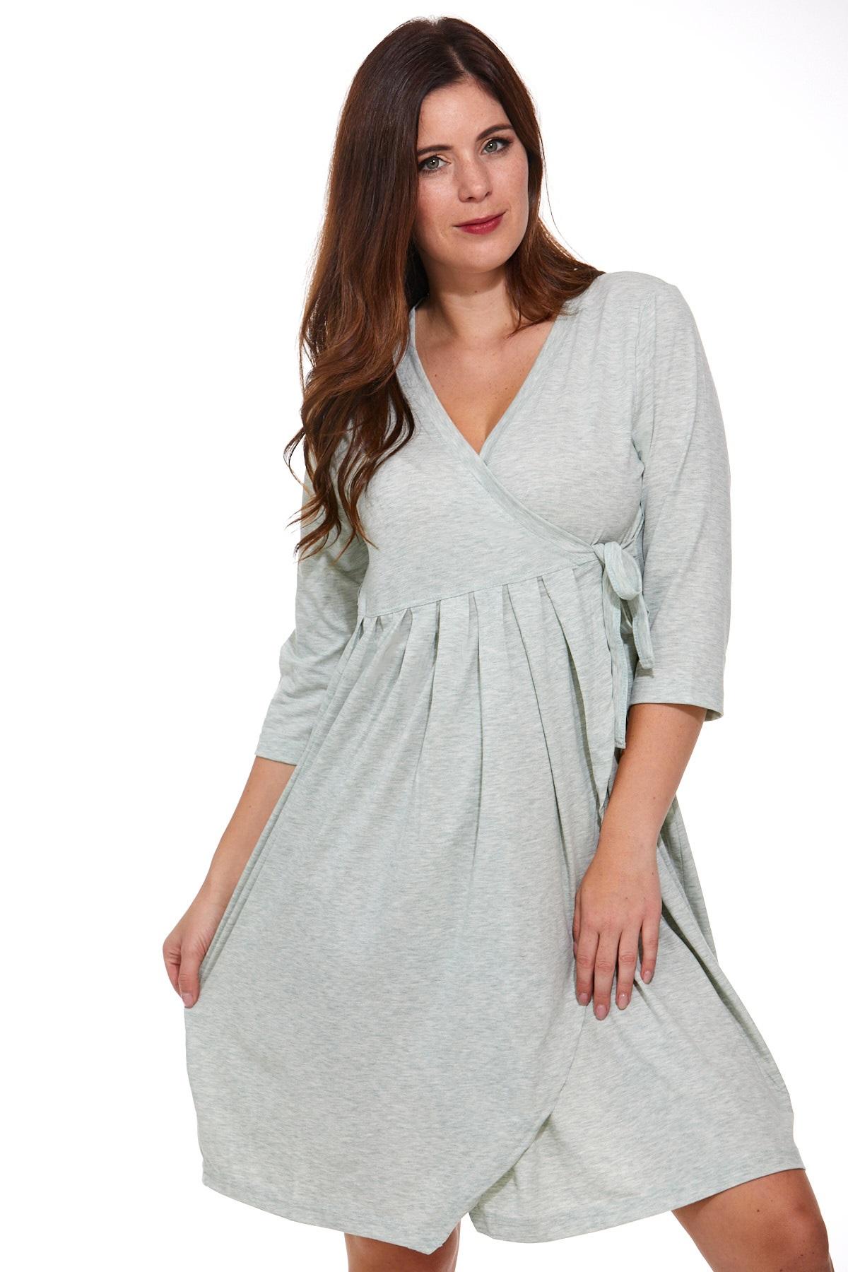 Zavinovací župan nebo košilka dámská 1C2289