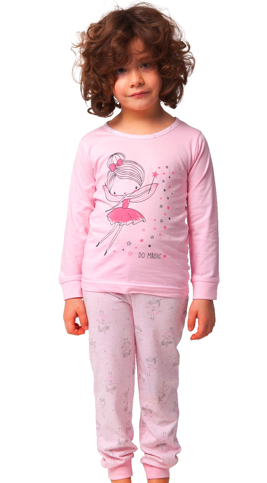 Pyžamo pro holky víla baletka 1F0537