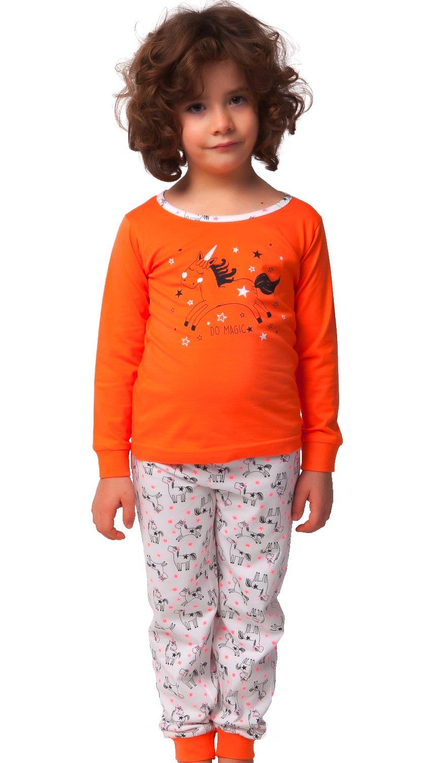 Pyžamo pro holky Jednorožec 1F0536