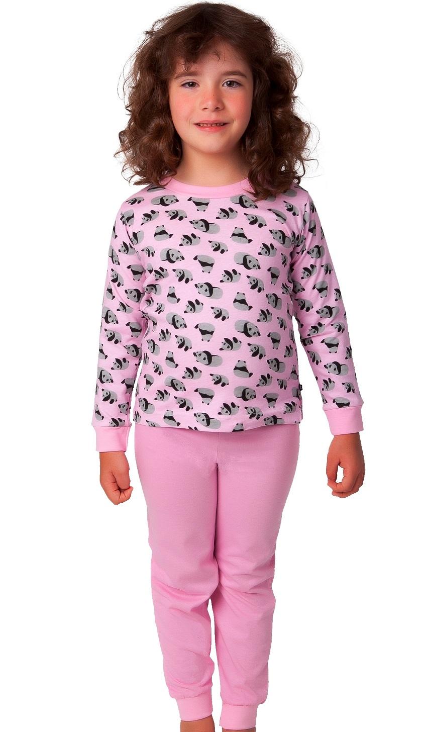 Pyžamo pro holky Panda 1F0534