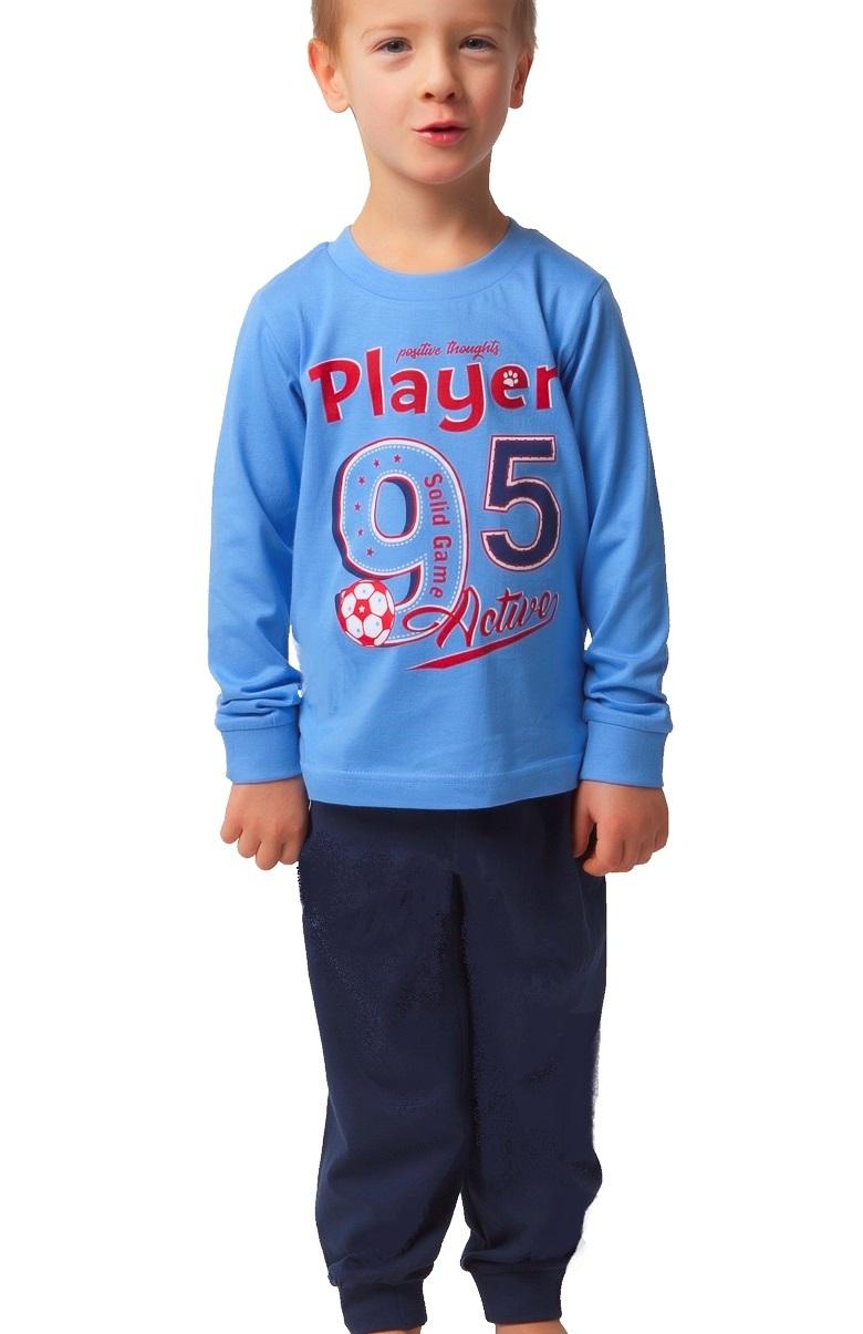 Chlapecké pyžamo Player 1F0557