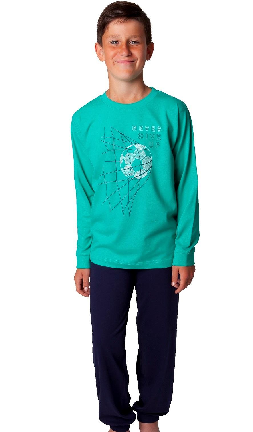 Chlapecké pyžamo Fotbal 1F0554
