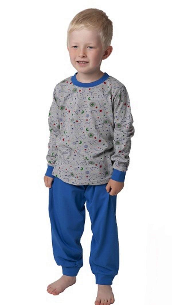 Chlapecké pyžamo vesmír 1F0548