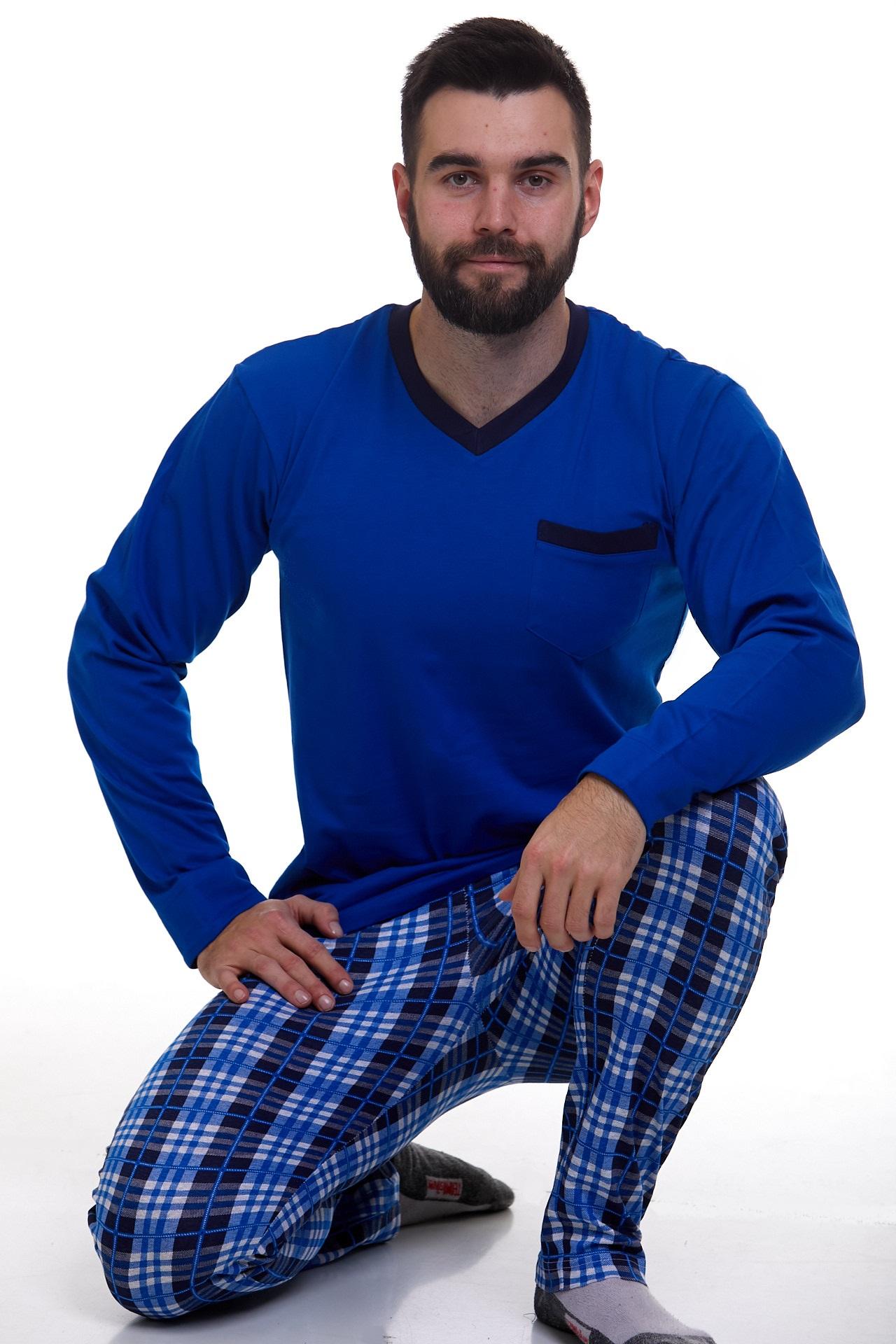 Pyžamo luxusní pro muže 1P1026