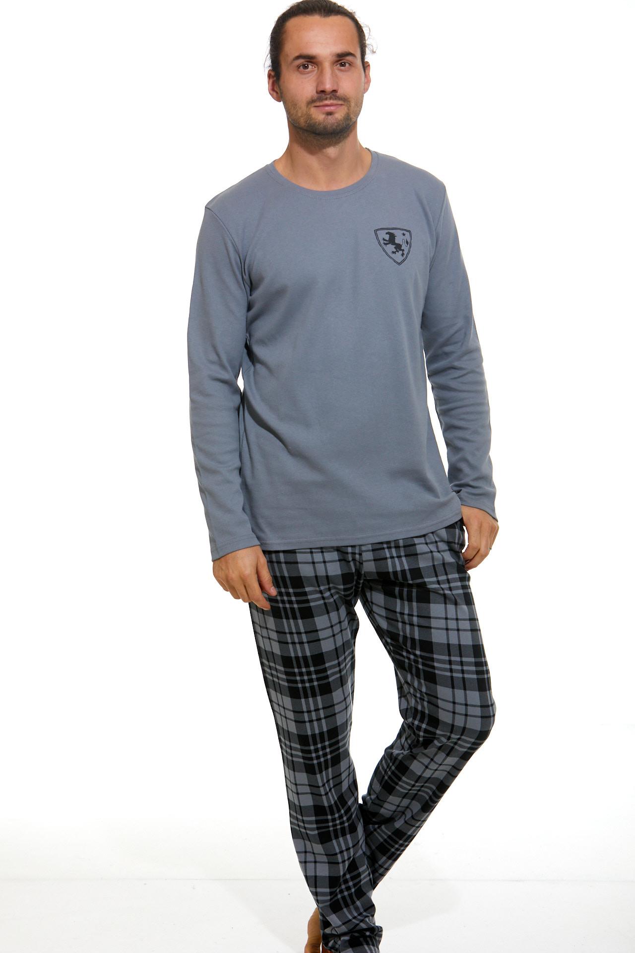 Pyžamo pro muže teplé