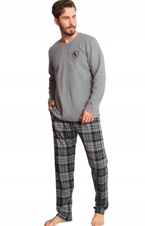 Pyžamo pro muže, luxusní teplé 1P1056