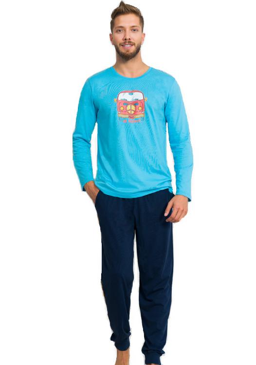 Pyžamo pro muže Hippies 1P1046