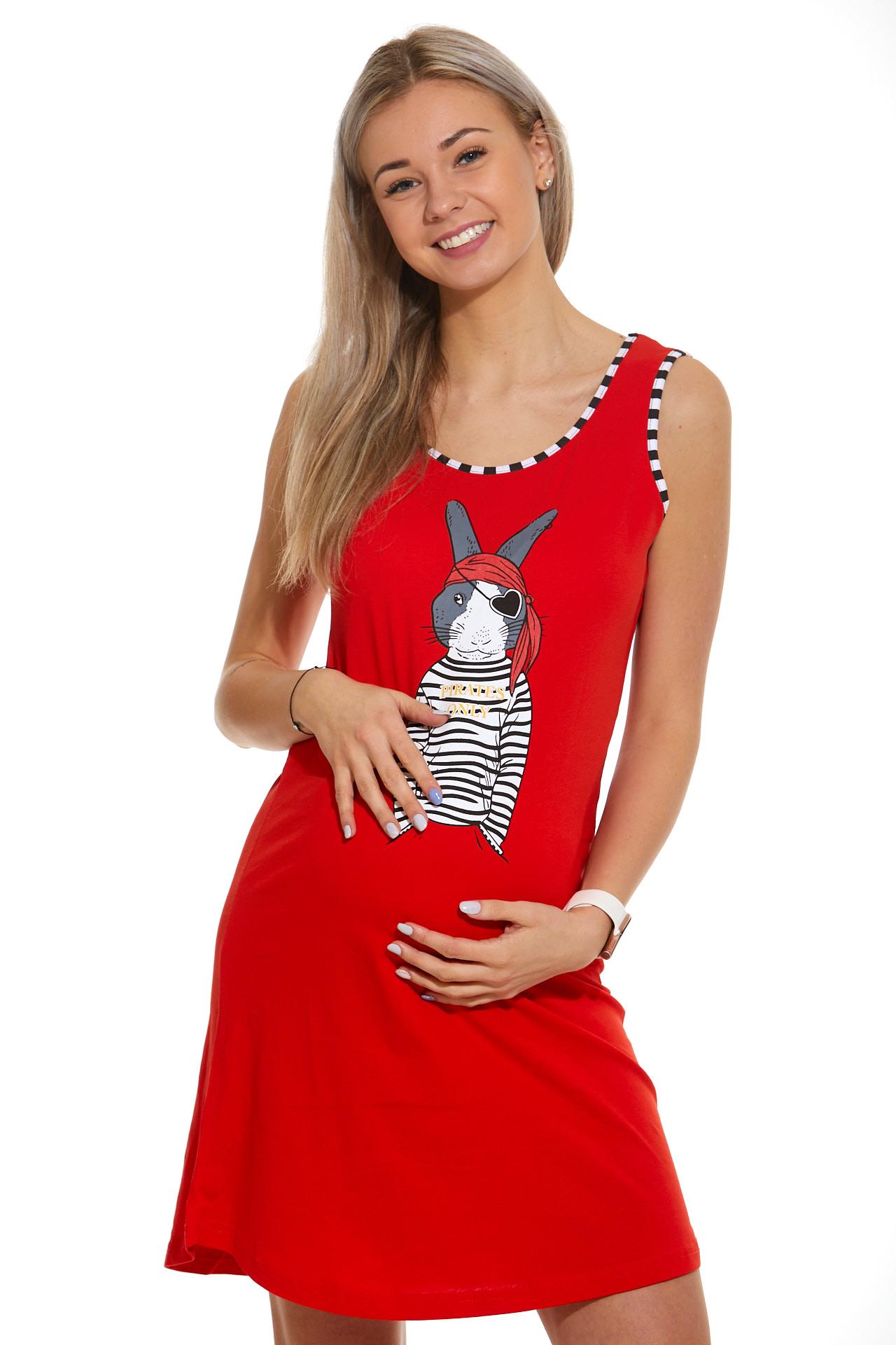 Noční košilka pro těhotné 1C2334