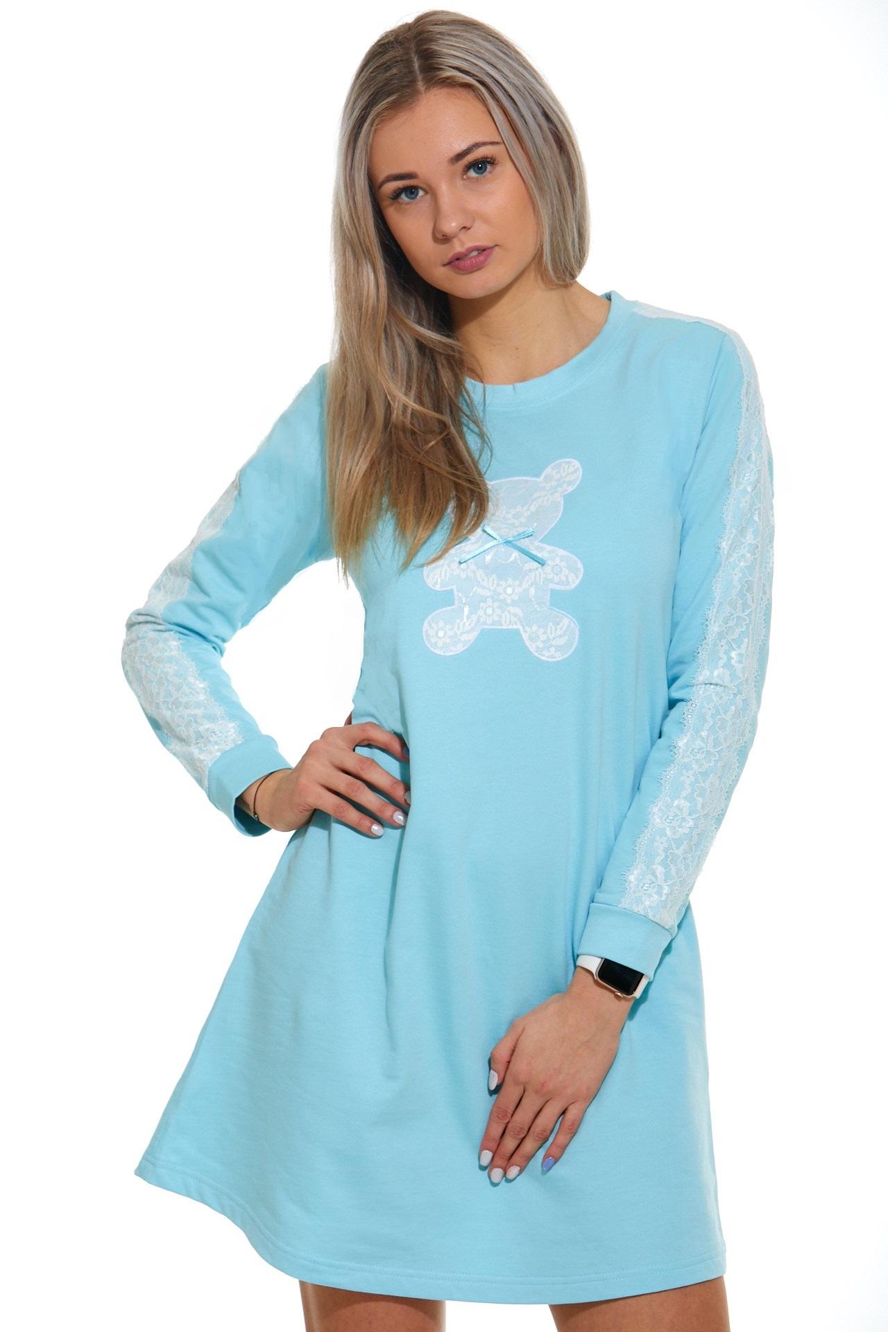 Noční košilka extrateplá 1C2343