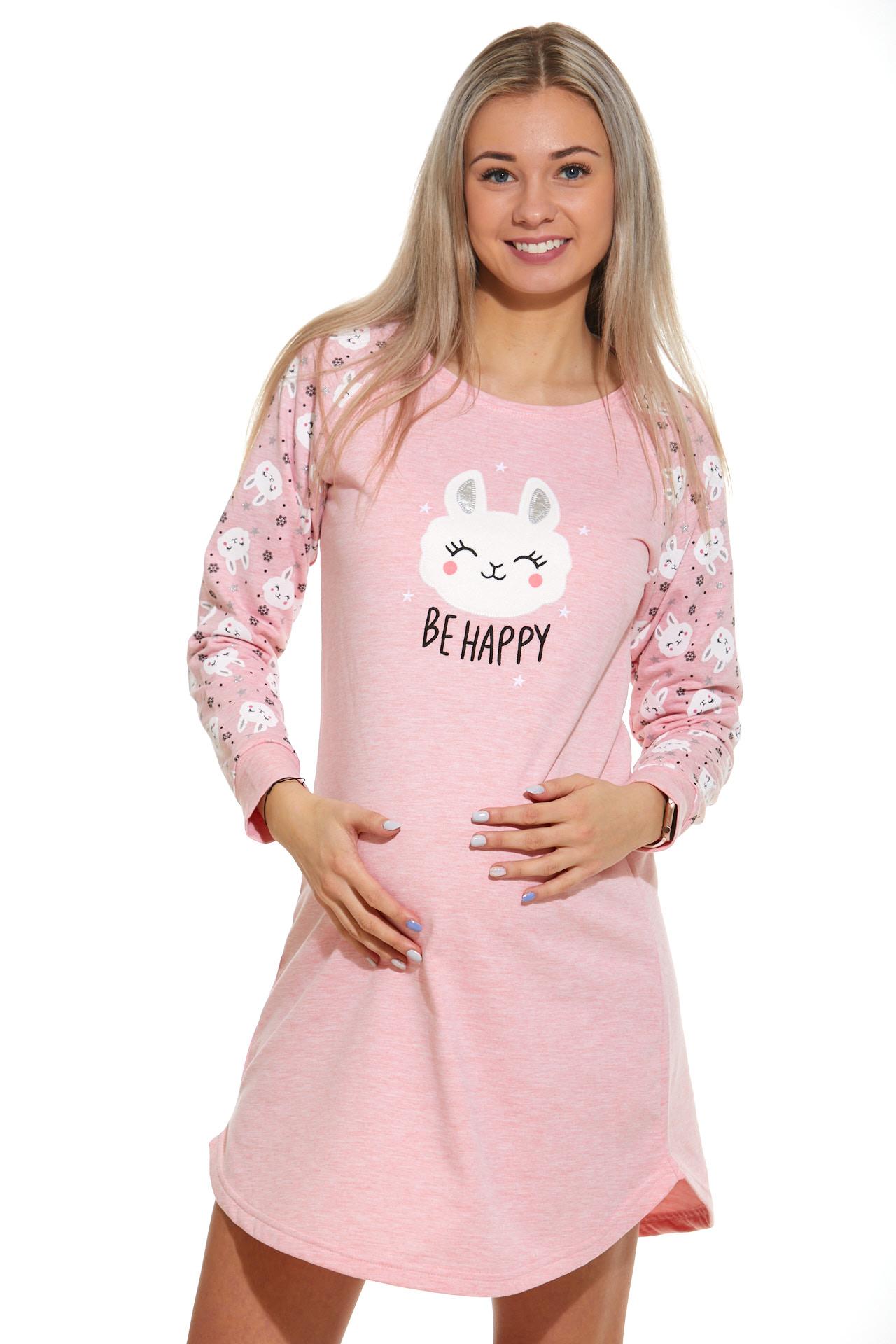Košilka pro těhotné zateplená 1C2344