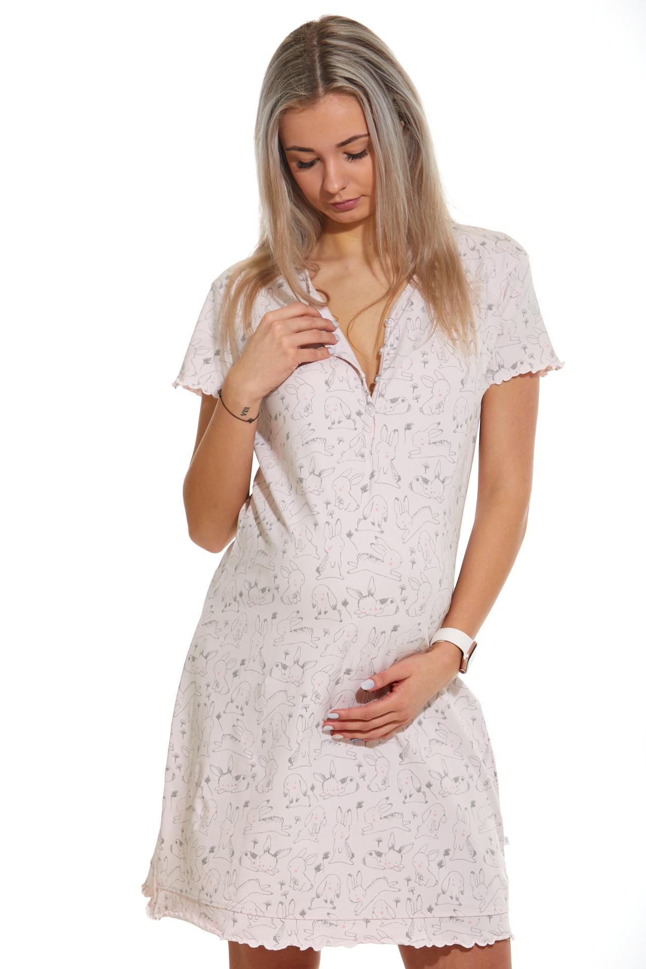 Kojící a těhotenská košilka 1C2355