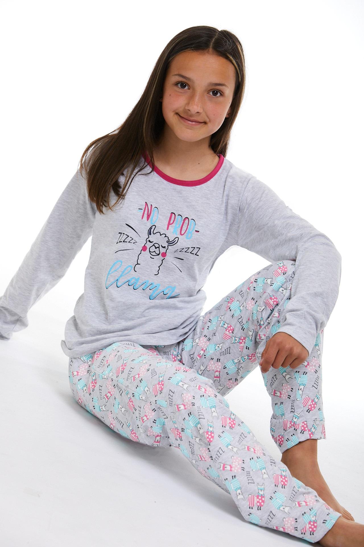 Pyžamo pro holky Lama 1F0577