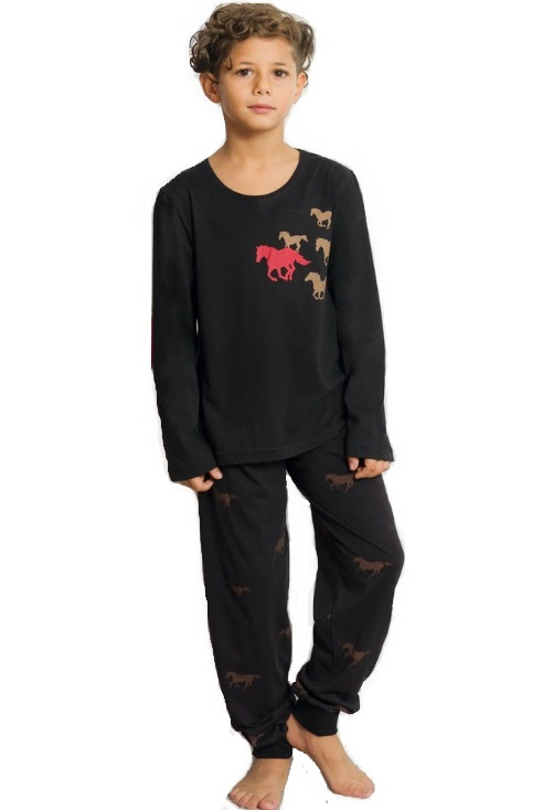Chlapecké pyžamo Koňské 1F0565