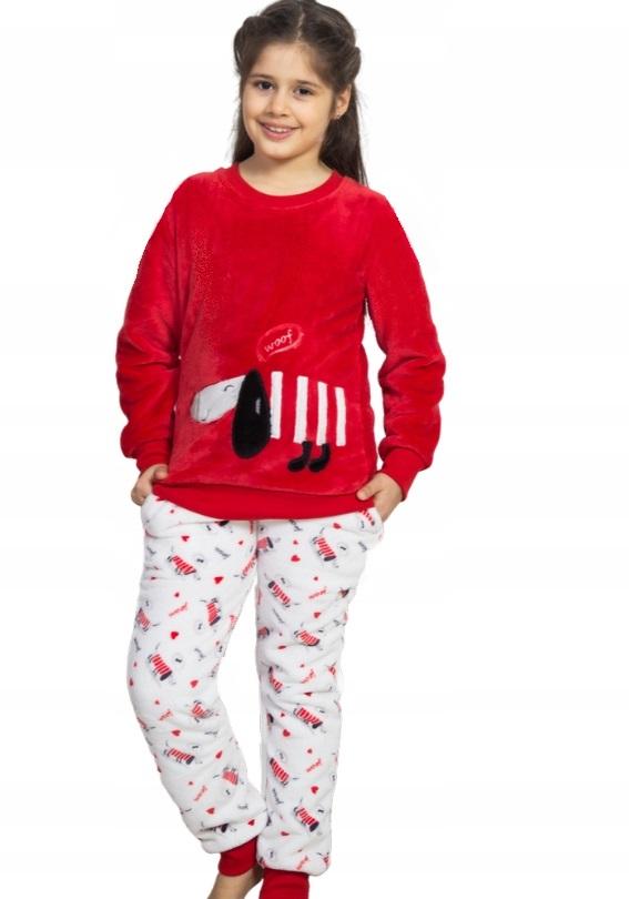 Pyžamo pro holky extrateplé 1F0575