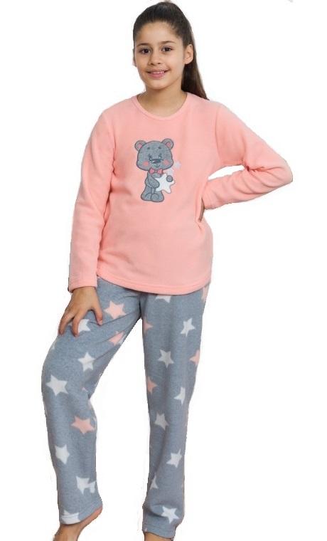 Pyžamo pro holky teplé 1F0573