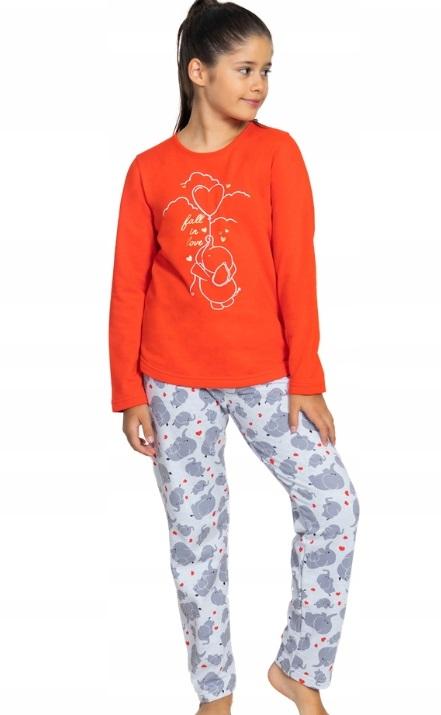 Pyžamo pro holky teplé 1F0572