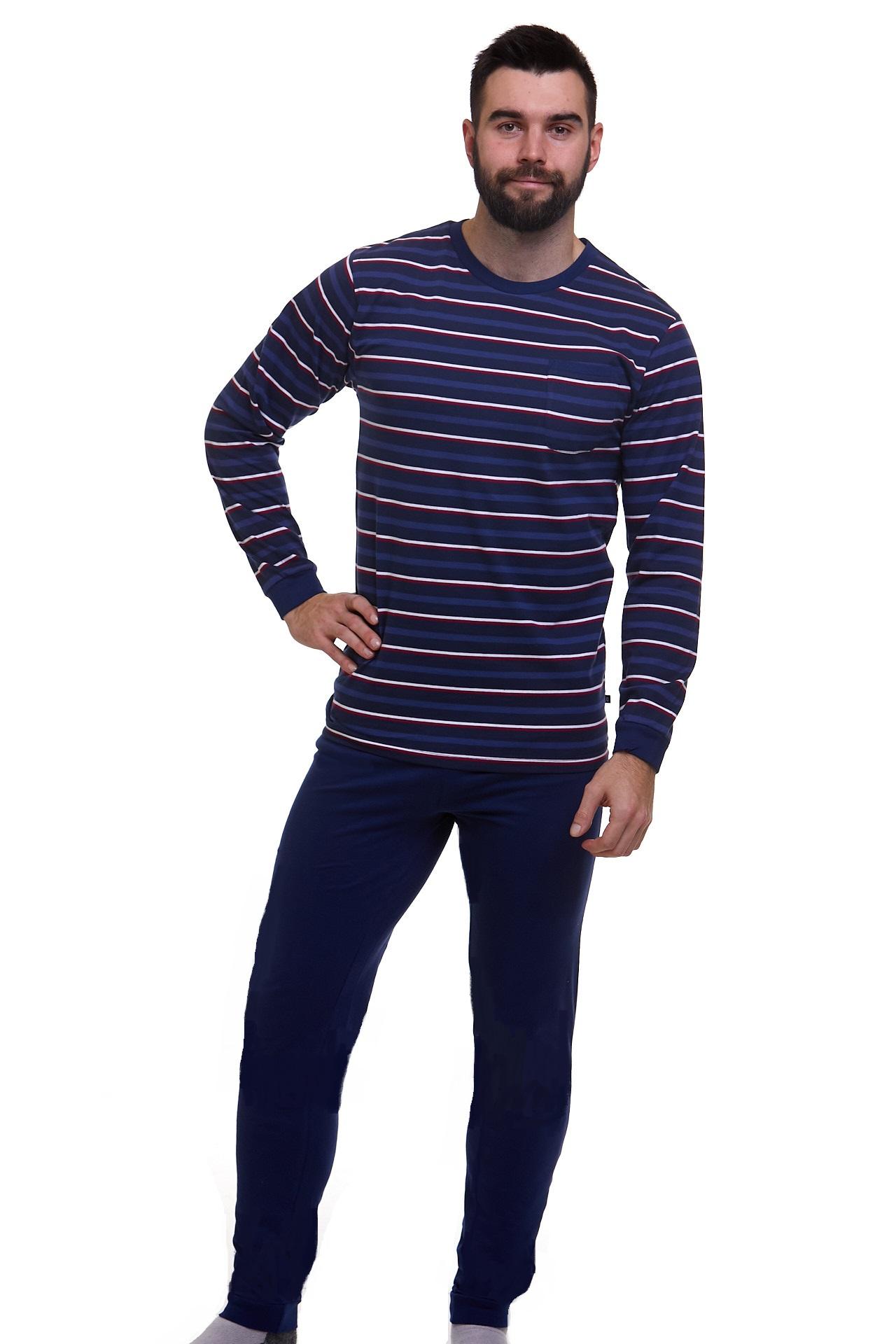 Pyžamo luxusní pro muže 1P1084