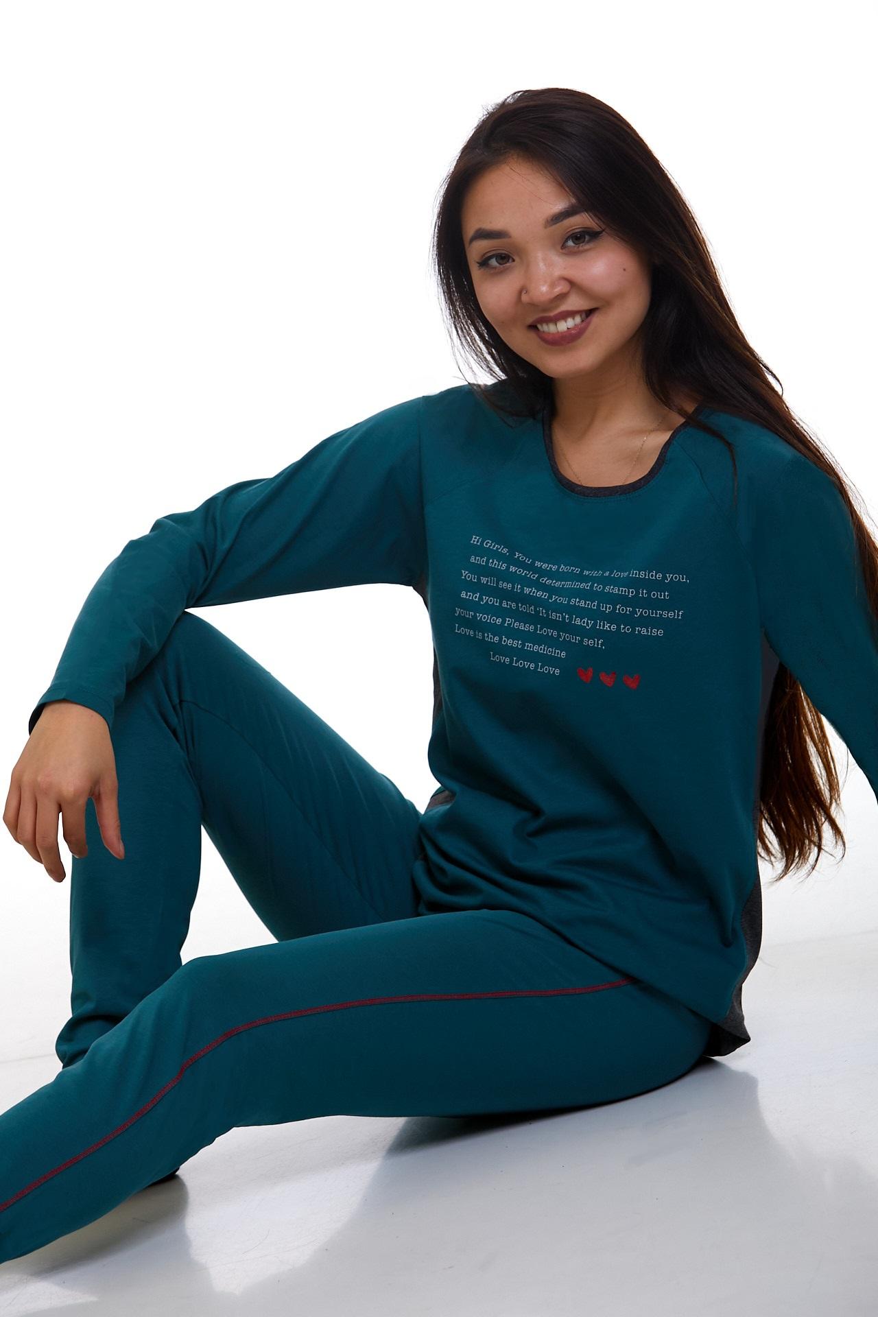 Dámské pyžamo comfort beautiful 1B1082