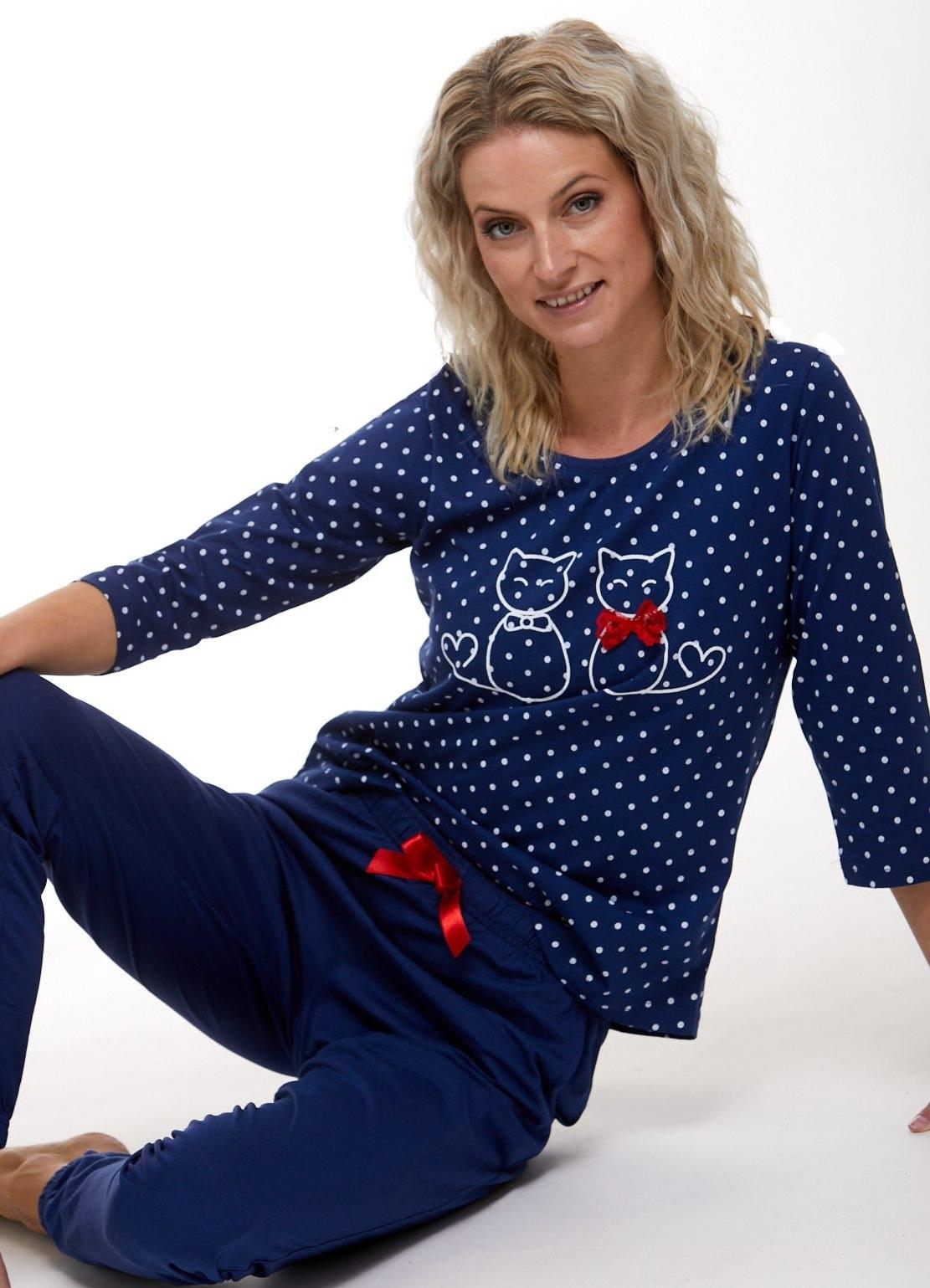 Dámské pyžamo comfort beautiful 1B1060
