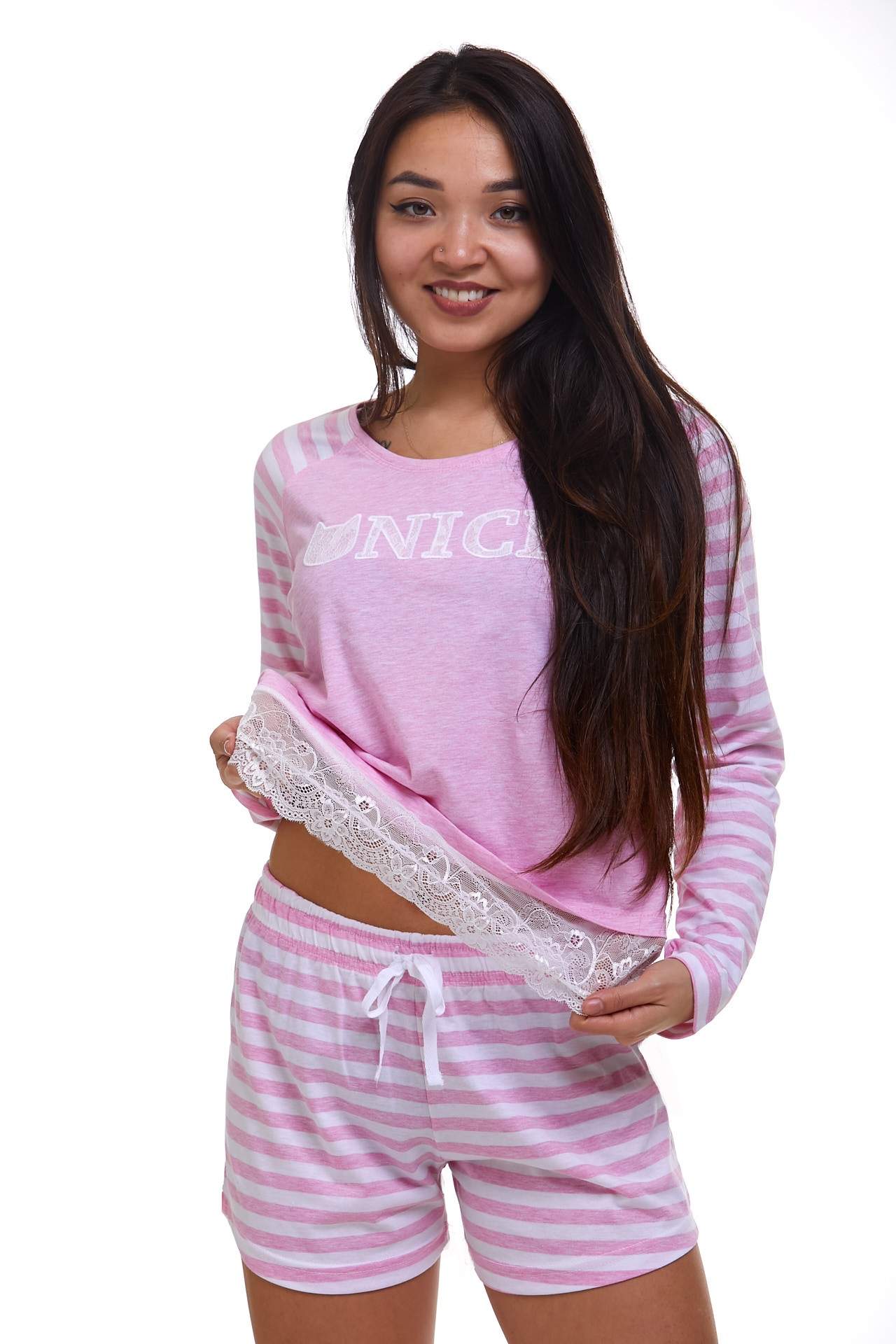 Dámské pyžamo Cat night 1B1068