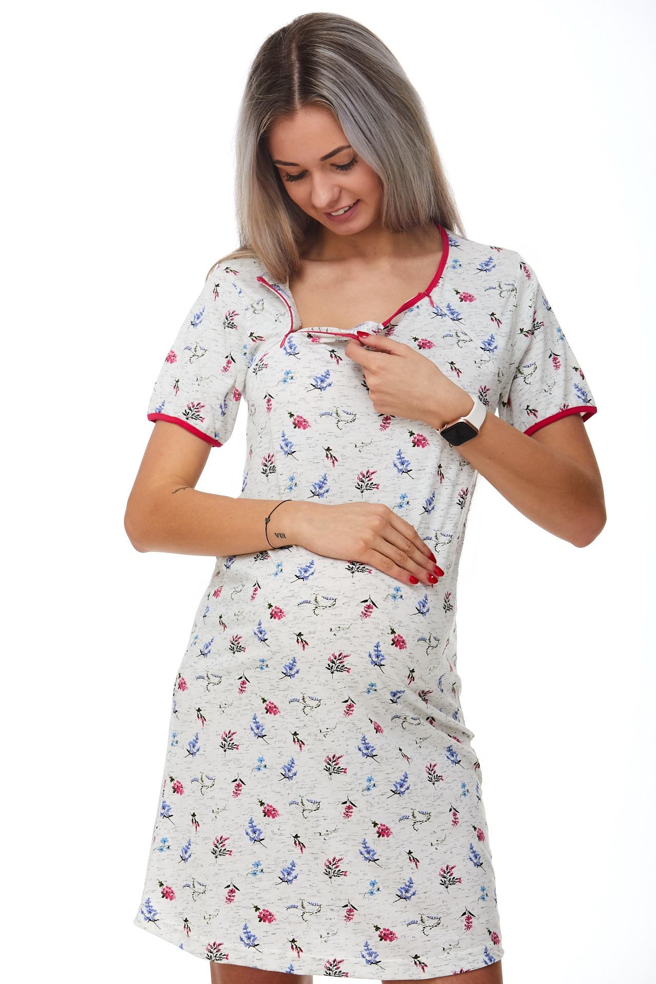 Košilka pro těhoté i kojící 1C2371