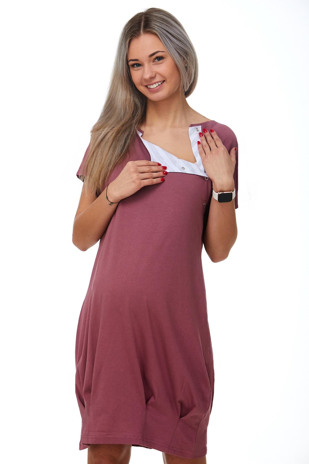 Košilka kojící do porodnice 1C2364