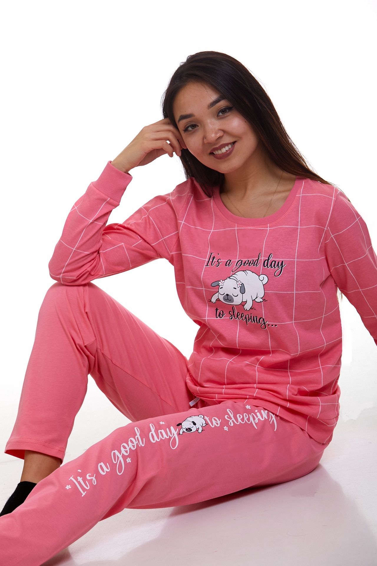 Dámské pyžamo comfort beautiful 1B1094