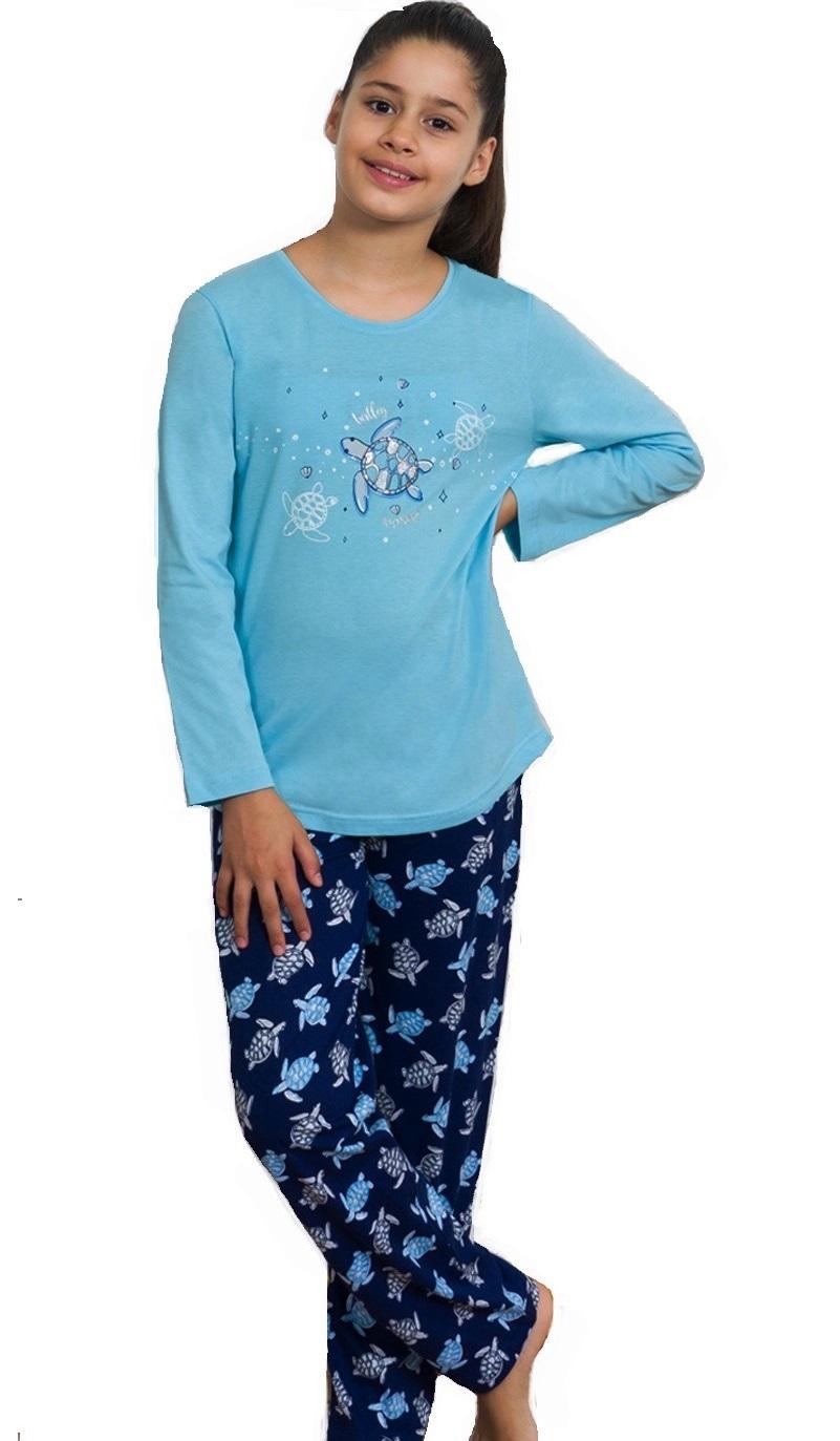 Pyžamo pro holky Želvičky 1F0579