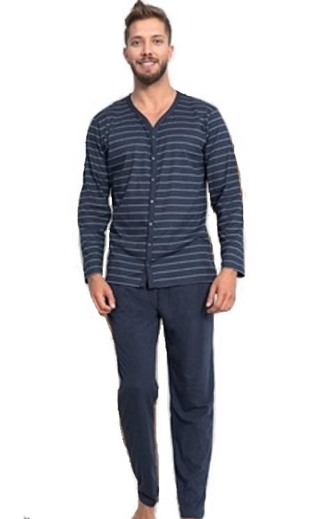 Pyžamo pro muže celopropínací 1P1102