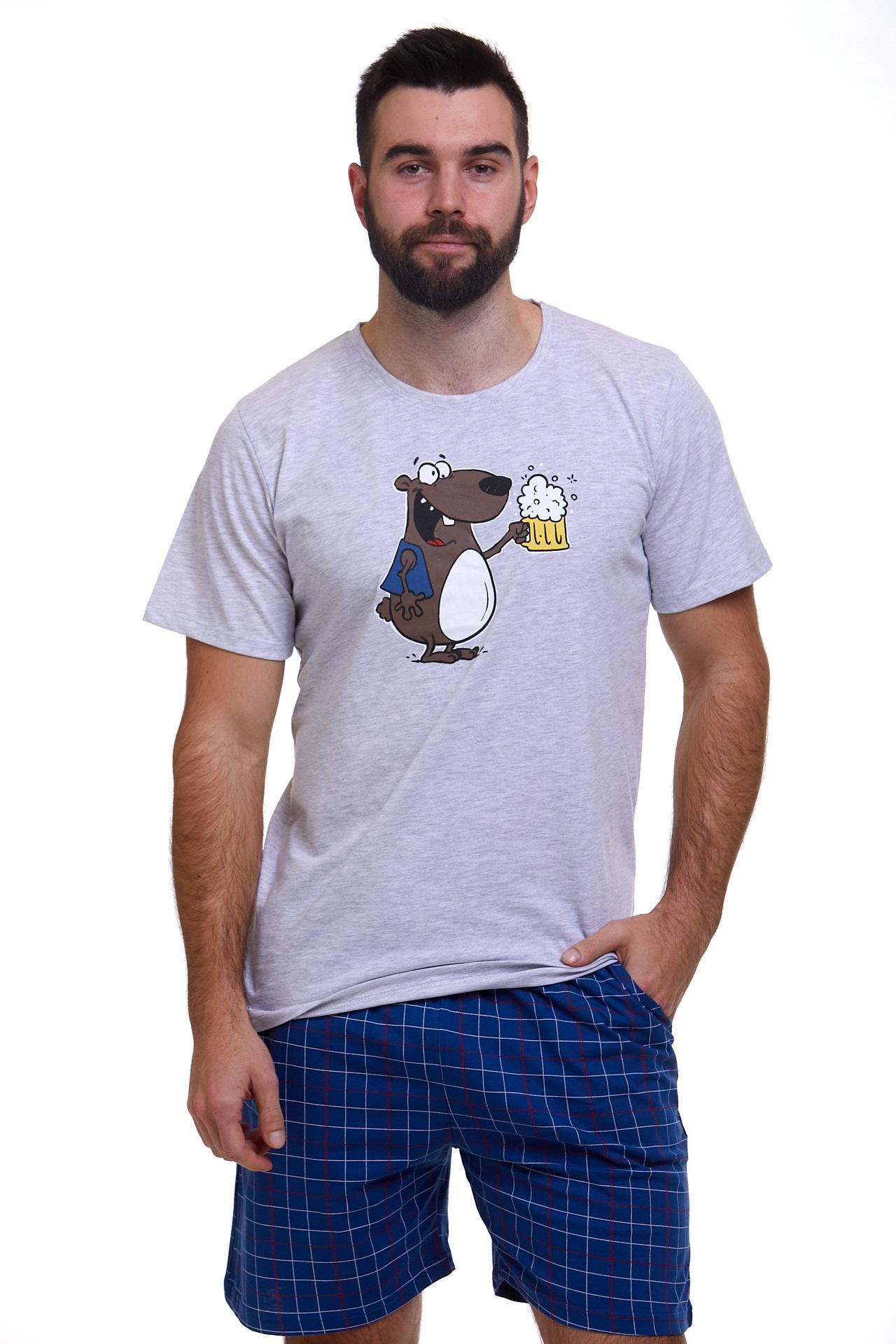 Pyžamo pro muže Joo Pivečko! 1P1101