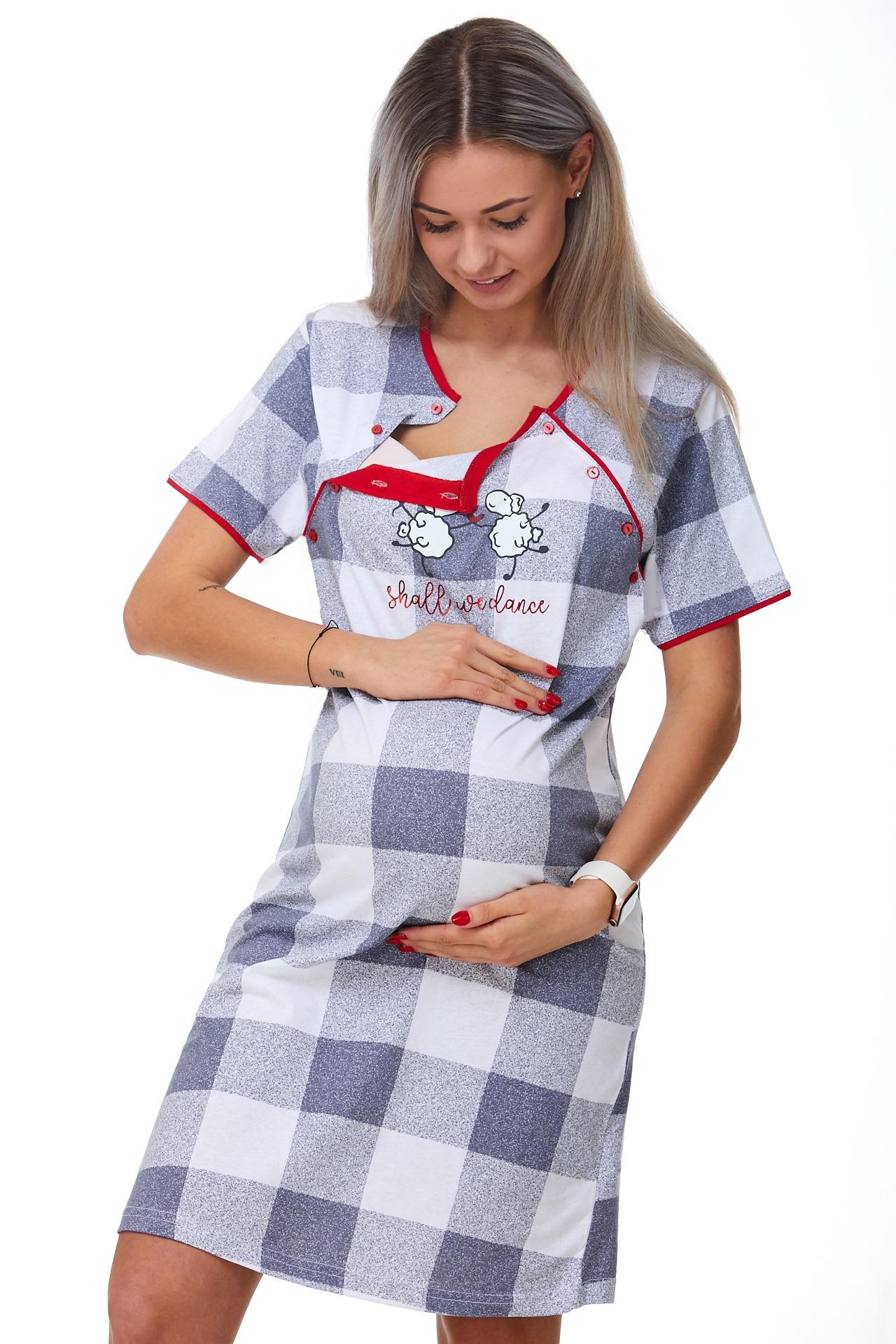 Košilka kojící do porodnice 1C2379