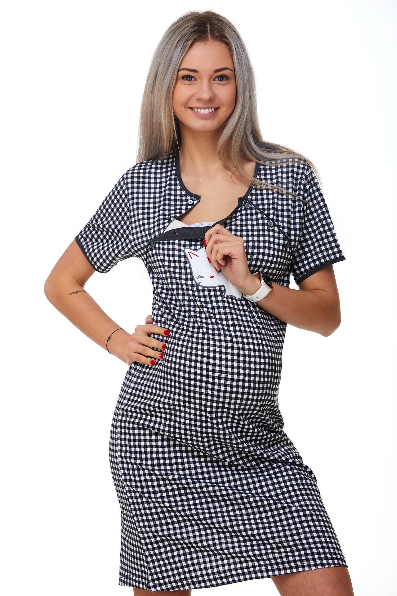 Košilka kojící do porodnice 1C2378