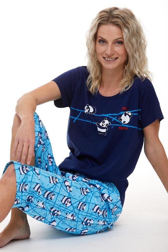 Dámské pyžamo Panda 1B1105