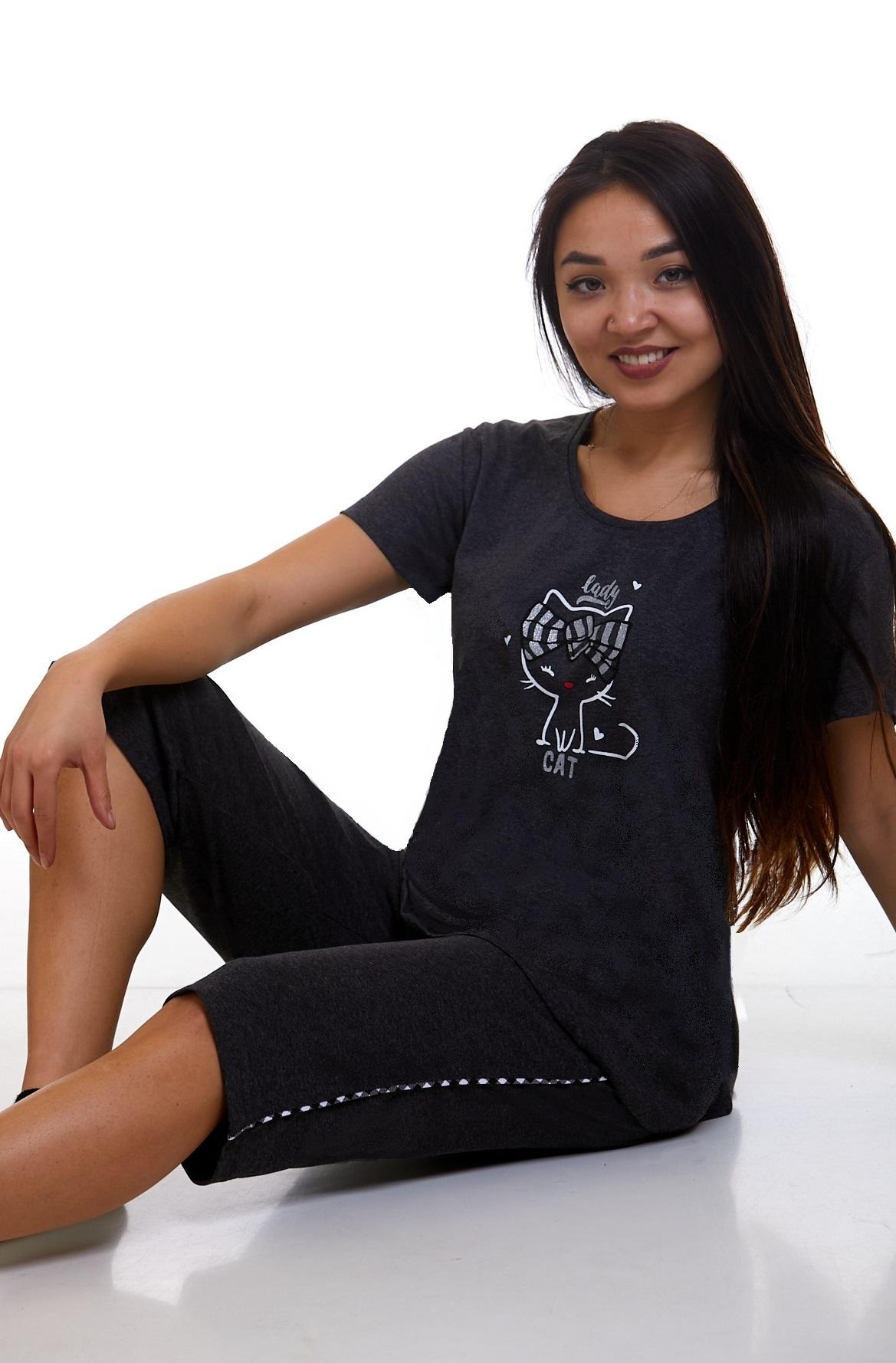 Dámské pyžamo Kočičí 1B1097