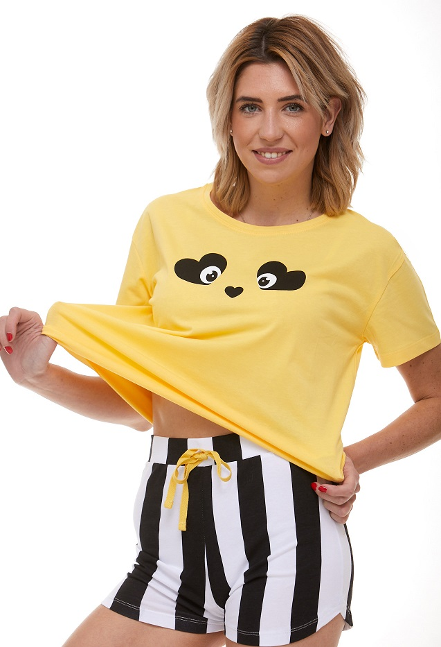 Dámské pyžamo kuk! 1B1102