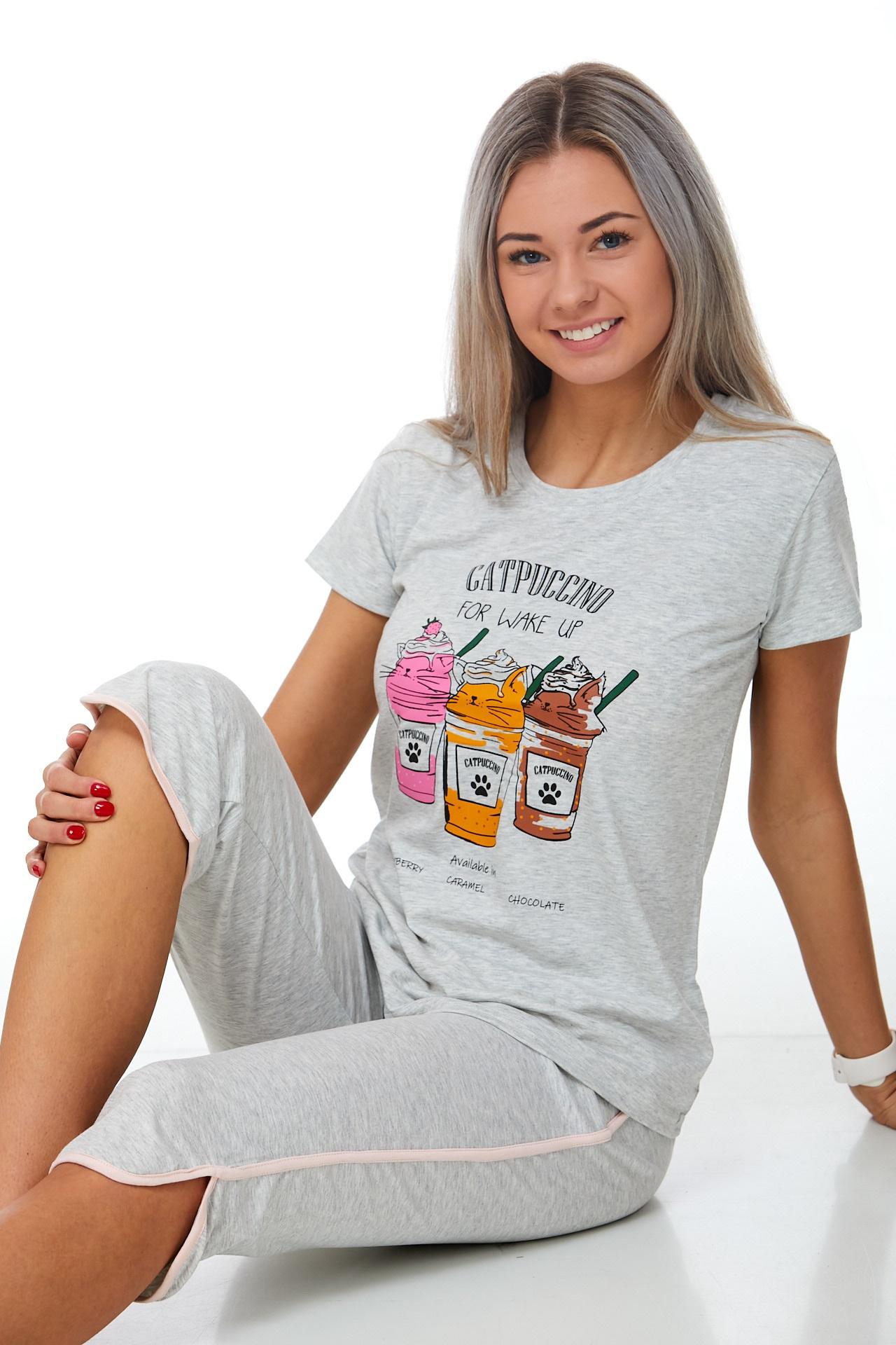 Pyžamo luxusní dámské 1D0863
