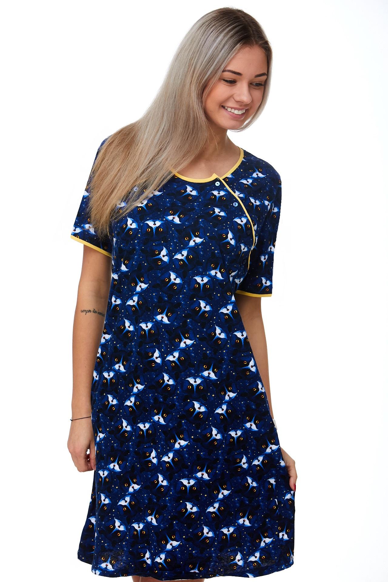 Košilka dámská Půlnoční kočky 1C2409