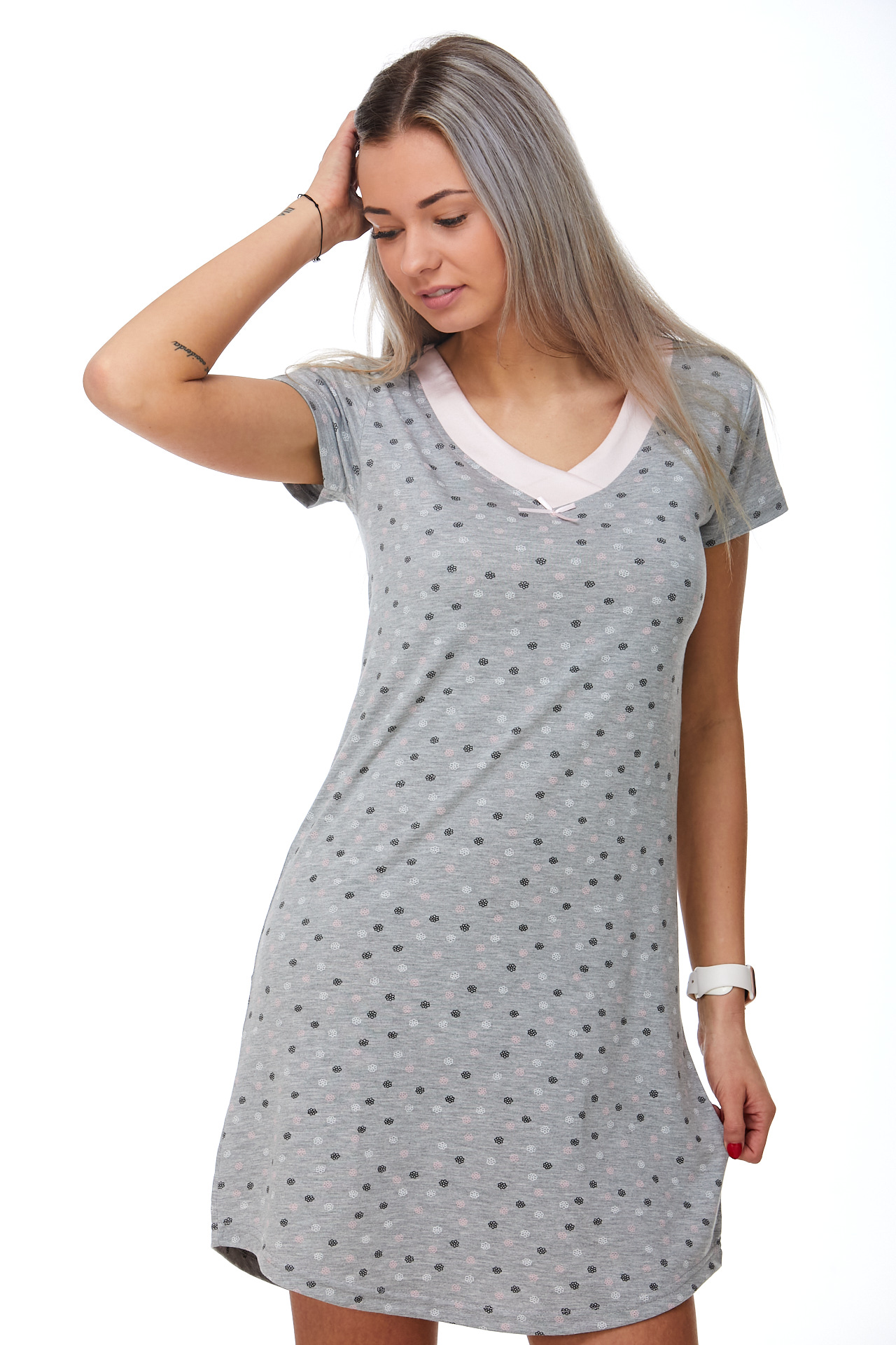 Noční košilka jemná 1D0843