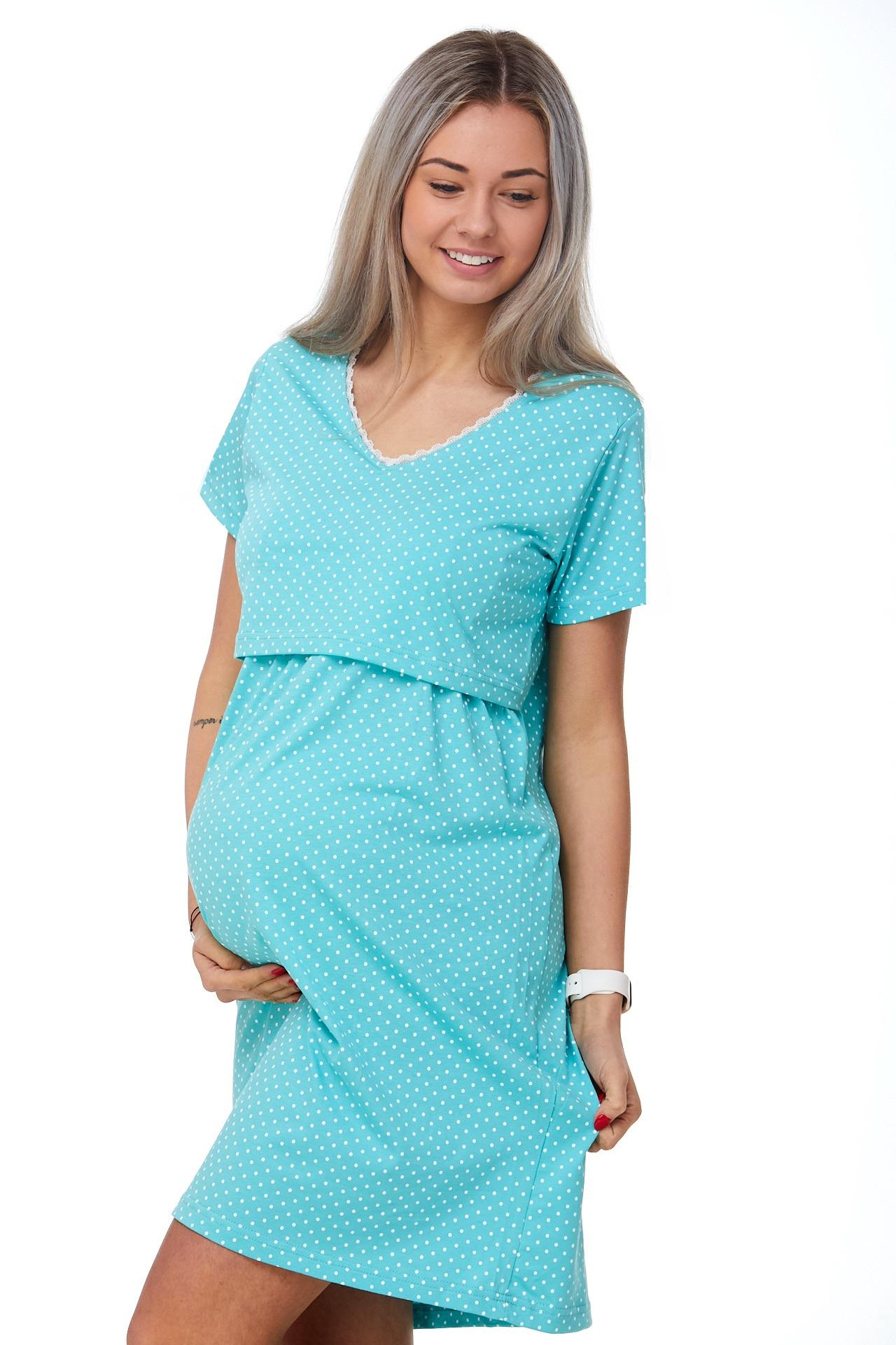 Kojící i těhotenská košilka 1C2392
