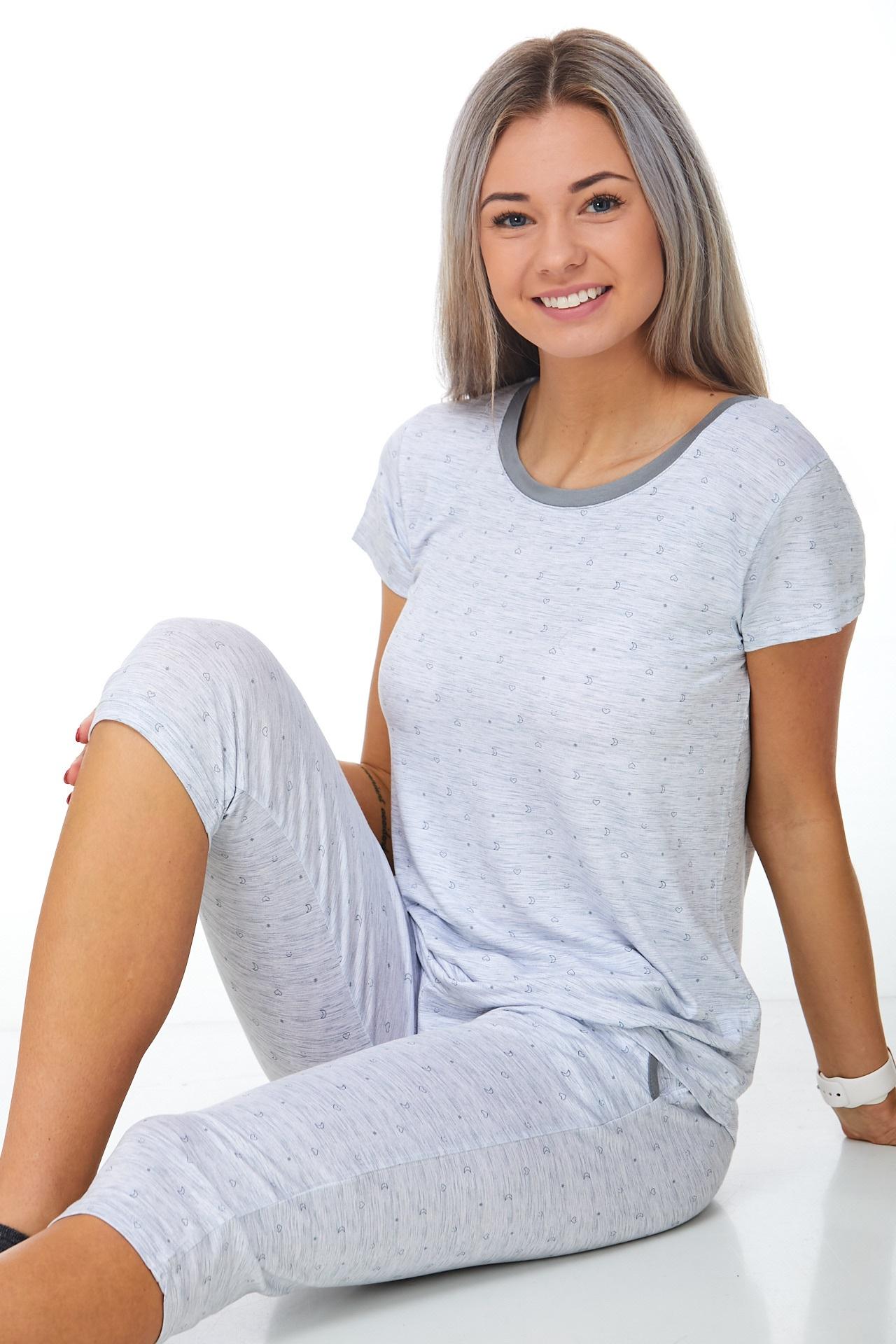 Pyžamo luxusní dámské 1D0876